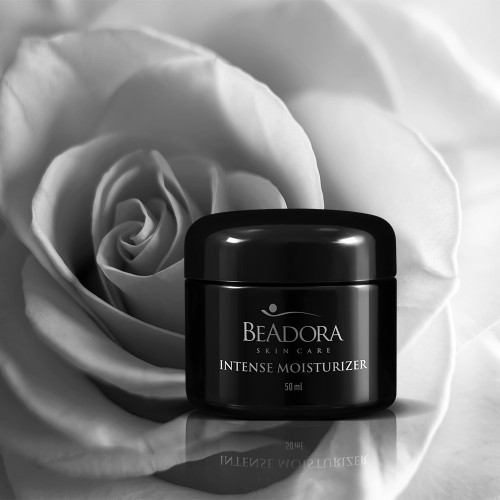 Intense Moisturiser BeAdora with Rose water & Hyaluronic acid