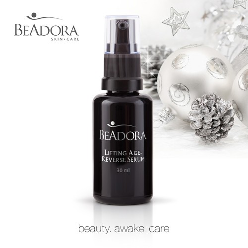 Lifting Age Reverse Serum BeAdora with Rose water & Hyaluronic acid