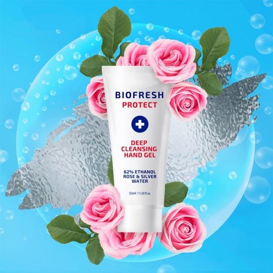 Deep Cleansing Hand Gel Biofresh Protect 50 ml