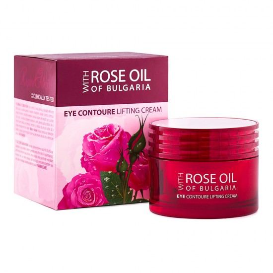 Eye contour Lifting cream Rose oil of Bulgaria