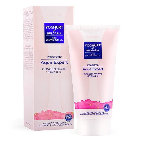 Probiotic Aqua Expert concentrate Yoghurt of Bulgaria with Organic Rose oil