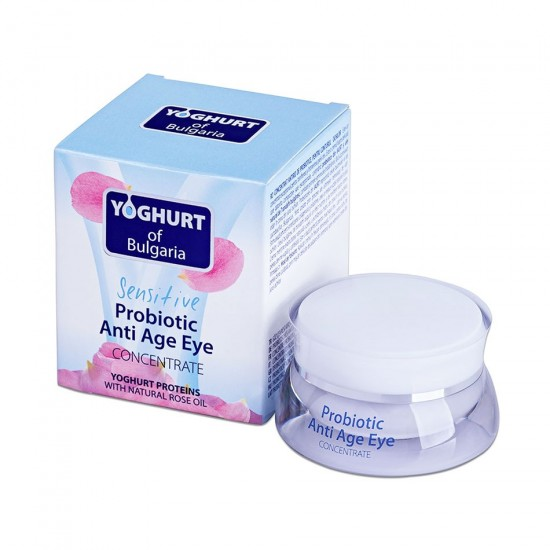 Probiotic Anti-age Eye concentrate Yoghurt of Bulgaria
