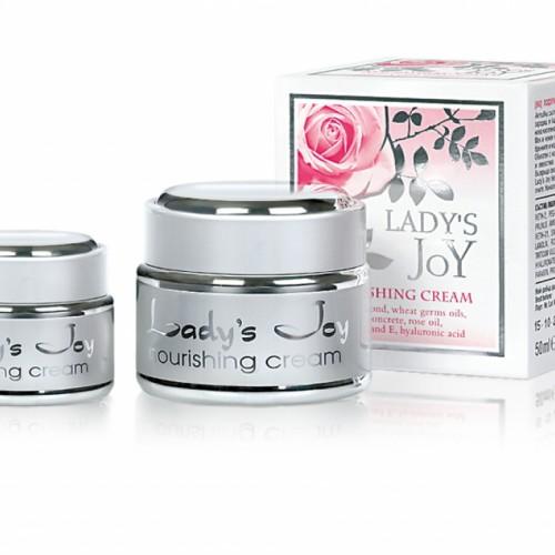 Nourishing face cream 20ml Lady's Joy