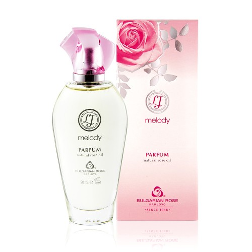 Parfum  LJ Melody with Rose oil 50 ml