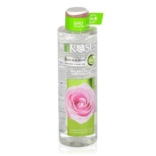 Roses from Bulgaria Bio Organic Rose water 200 ml