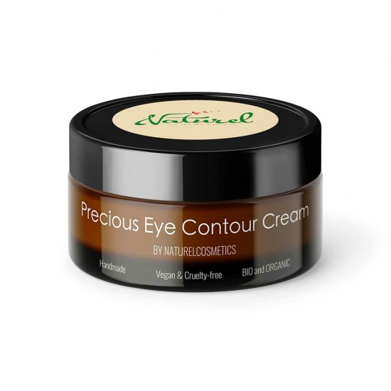 Precious Eye contour cream Naturel with Rose oil and Japanese Camellia 100% Natural