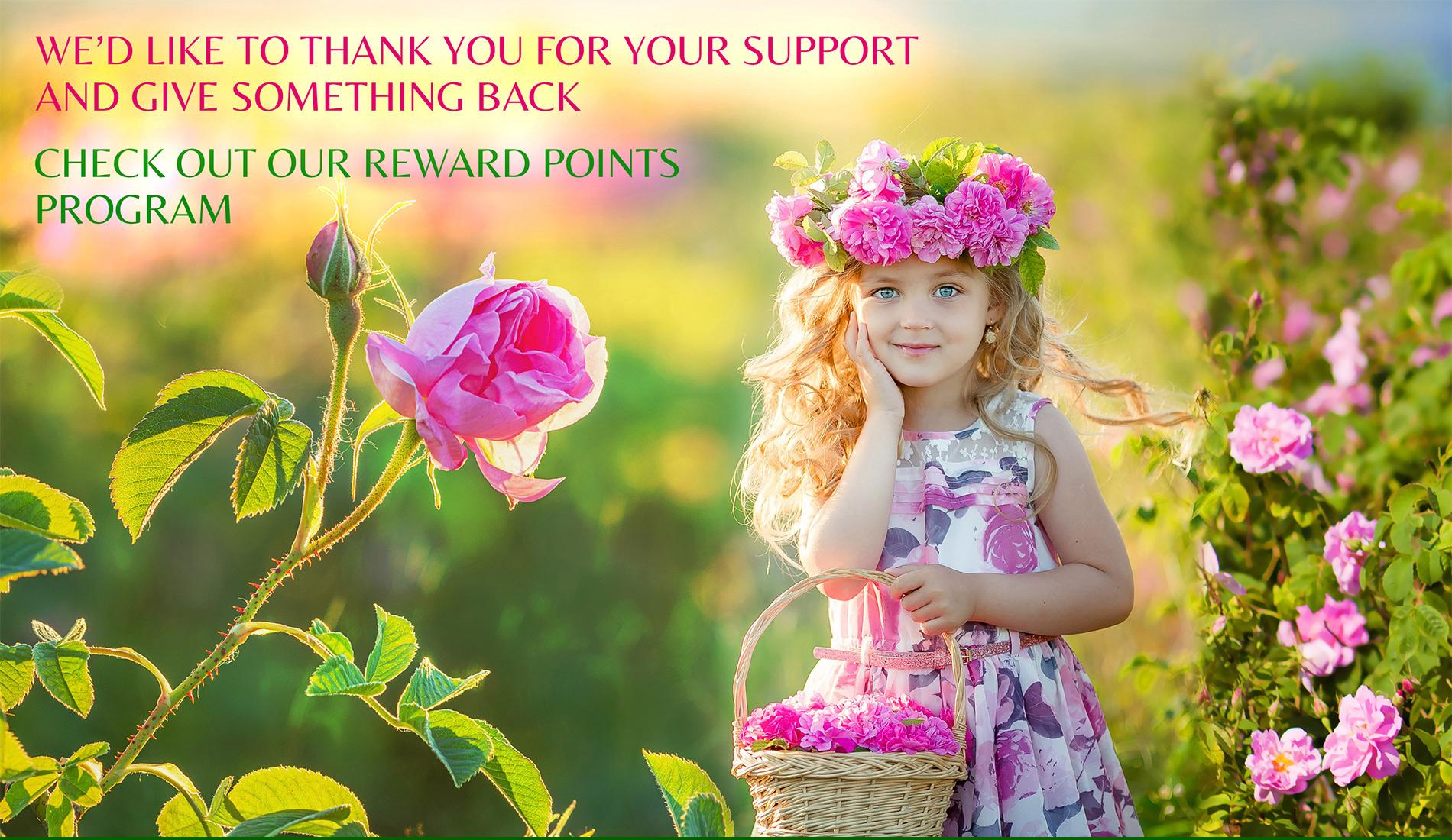 Reward Points Program