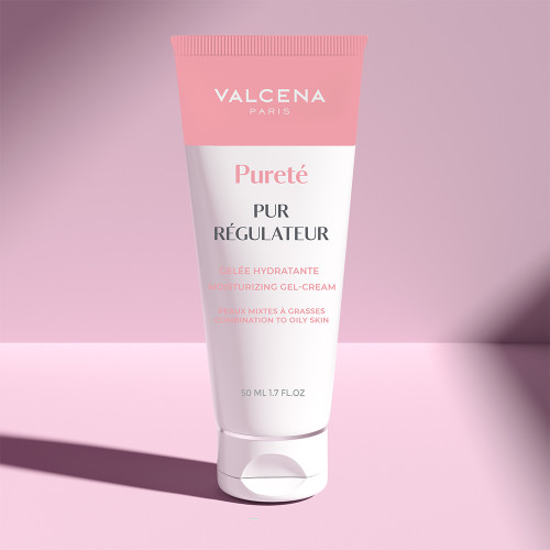 Moisturizing Gel-cream for Normal to Oily skin Valcena Paris