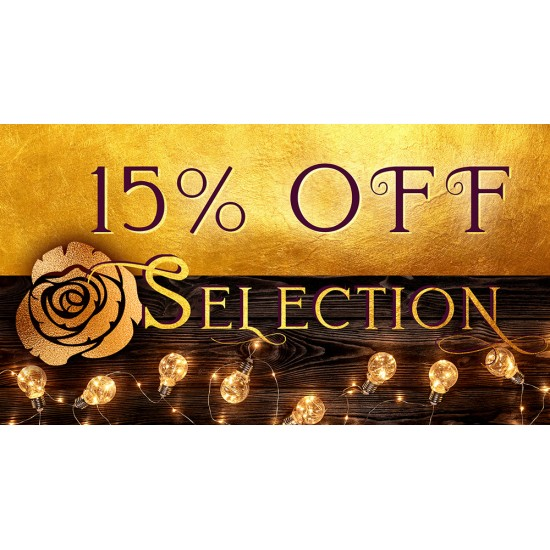 15% OFF Selection