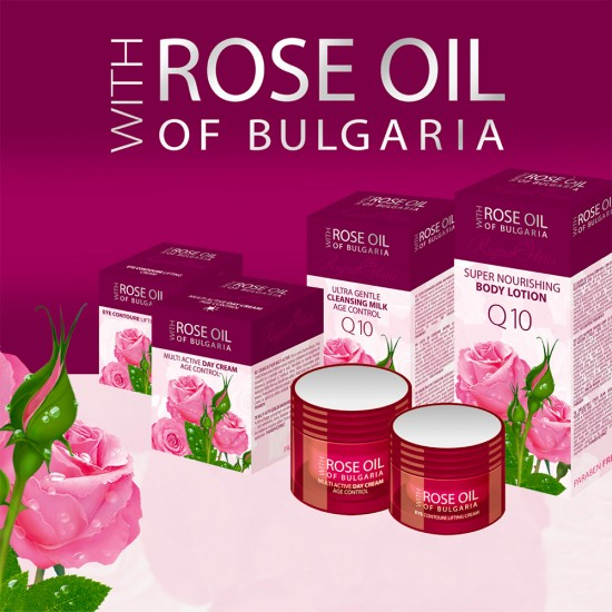 Rose Oil of Bulgaria
