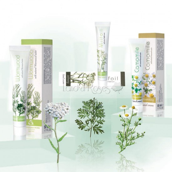 Herbal Hand Creams
