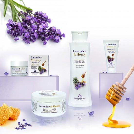 Lavender & Honey