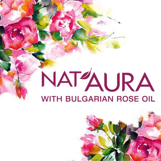 Nataura with Organic Rose oil