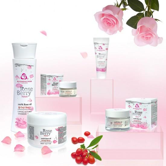 Rose Berry Nature