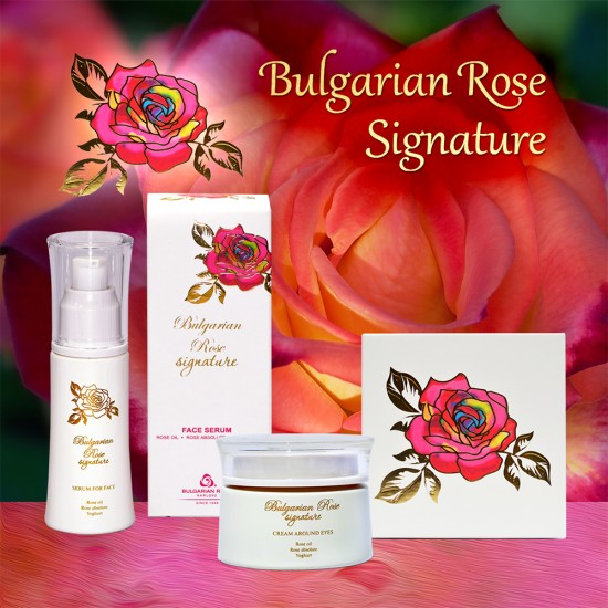 Bulgarian Rose Signature