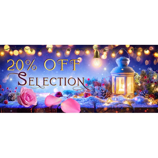 20% OFF Selection