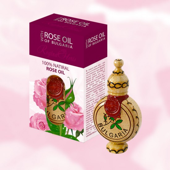 100% Natural Rose oil of Bulgaria (Otto) 1.2 gr