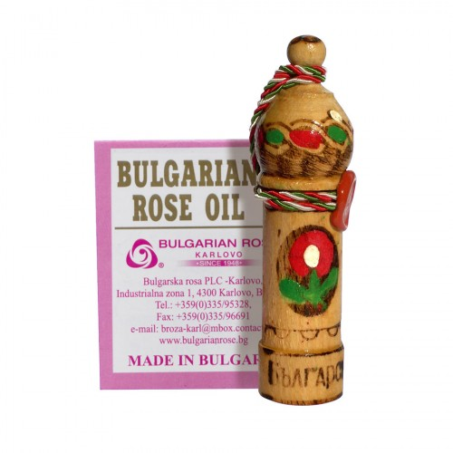 100% Pure original Bulgarian Rose oil (otto) 1 gr