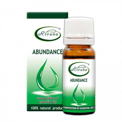 Abundance - composition of essential oils 100% natural