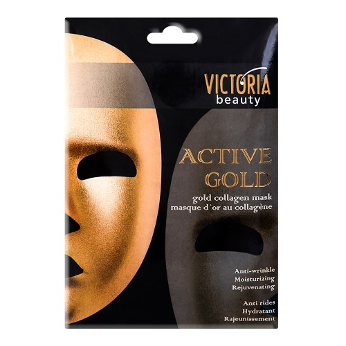 Active Gold 24K Face mask Gold & Collagen Victoria Beauty