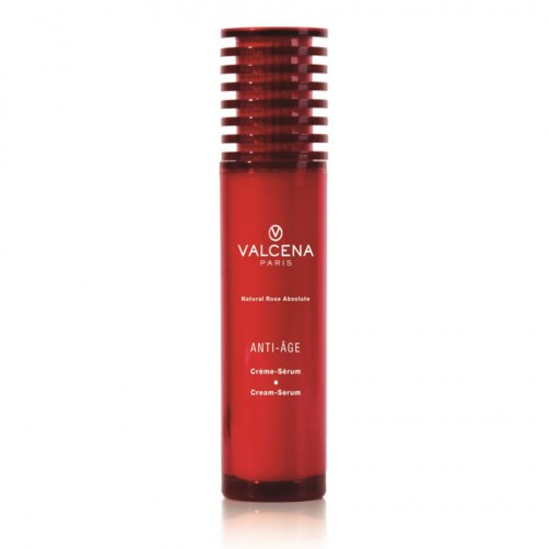 Anti age Cream Serum Valcena Paris with Rose oil
