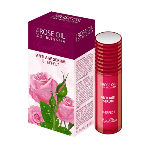 Anti-age Serum B-effect Rose oil of Bulgaria