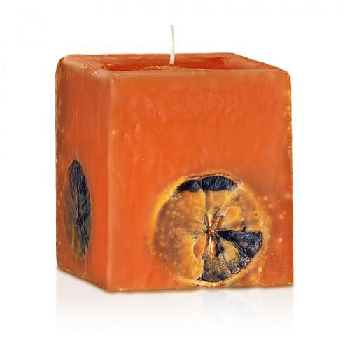 Aromatherapy candle Orange