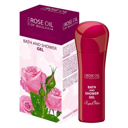 Bath and Shower gel Rose oil of Bulgaria