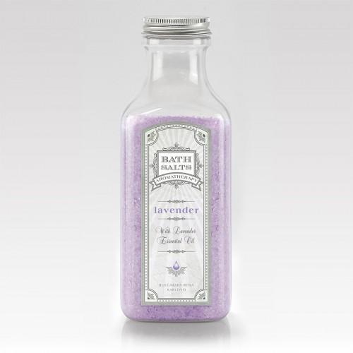 Bath salts Lavender 470 gr