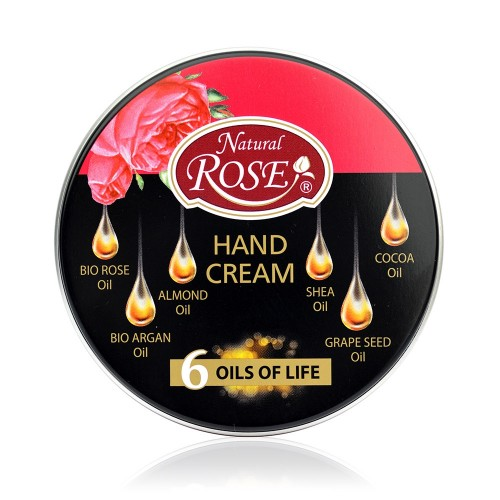 Bio Argan oil Hand cream 4 in 1