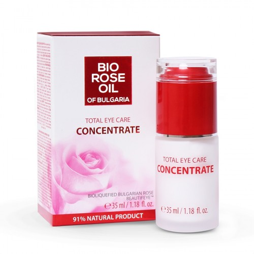 Total Eye care Concentrate Bio Rose oil of Bulgaria