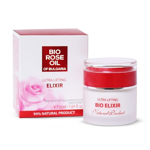 Ultra Lifting Elixir Bio Rose oil of Bulgaria