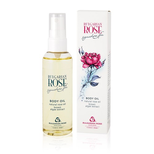 Body oil Bulgarian Rose Signature Spa