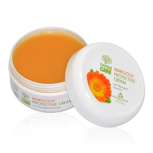 Marigold Protective Cream with Natural Concrete
