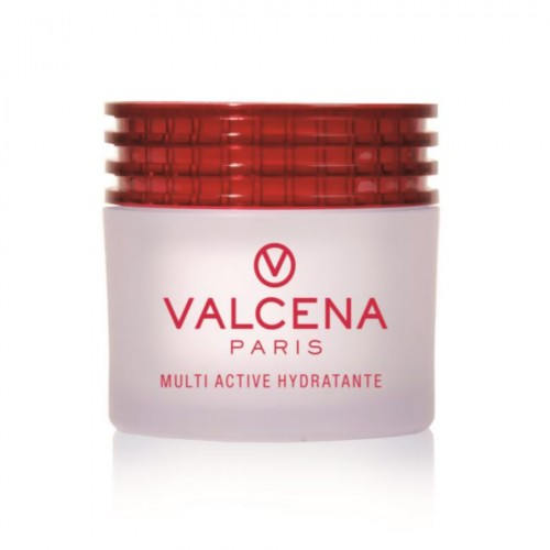 Multi active Hydrating Day cream Valcena Paris with Rose oil