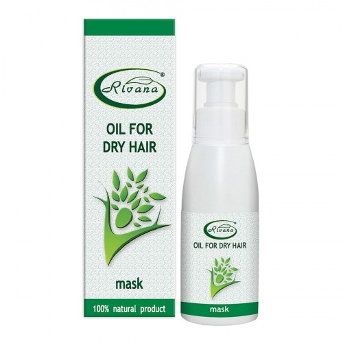 Oil for Dry hair 100% Natural 100 ml