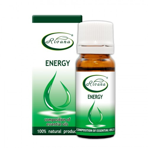 Energy - composition of essential oils 100% natural