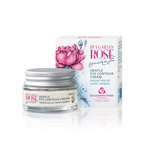 Gentle Eye contour cream Bulgarian Rose Signature Spa