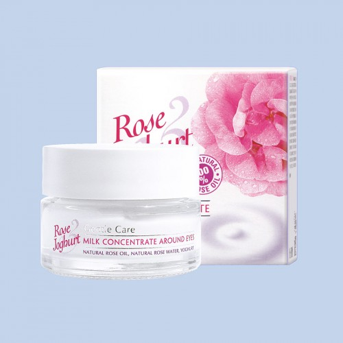 Eye contour milk concentrate Rose Joghurt