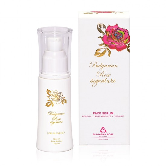 Face Serum Bulgarian Rose Signature
