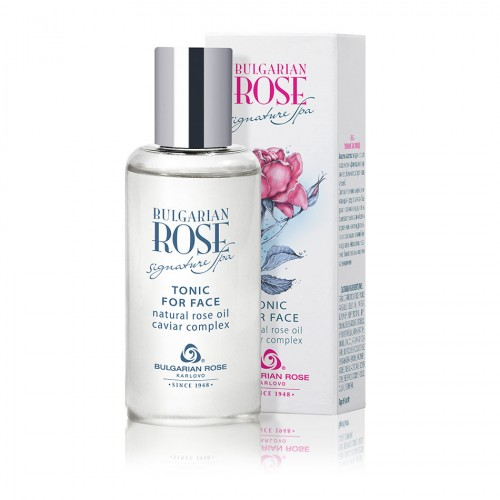 Face Toner Bulgarian Rose Signature Spa
