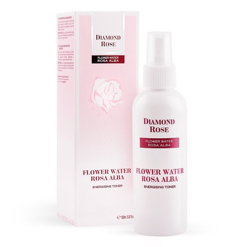 Flower water Rosa Alba Energising Toner Diamond Rose 150 ml
