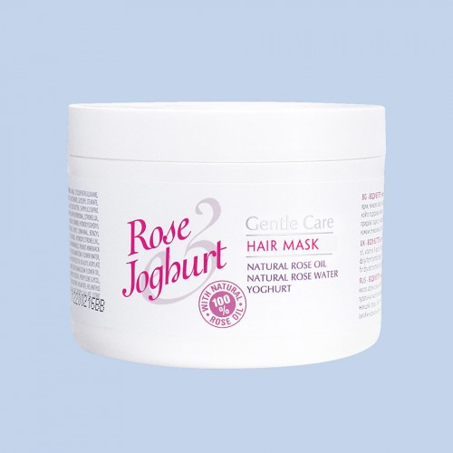 Hair mask Rose Joghurt