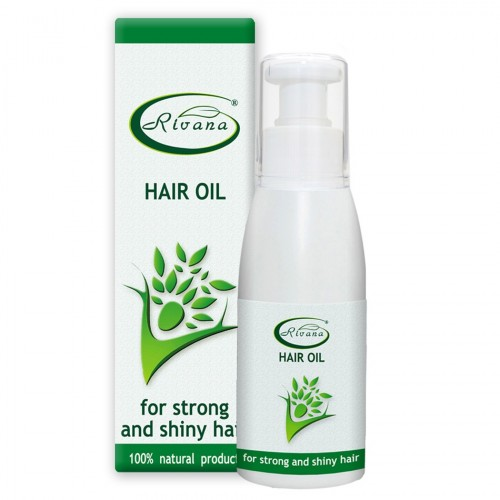 Hair oil for strong and shiny hair 100 ml