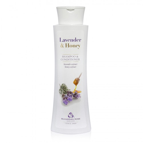 Hair Shampoo & Conditioner Lavender & Honey