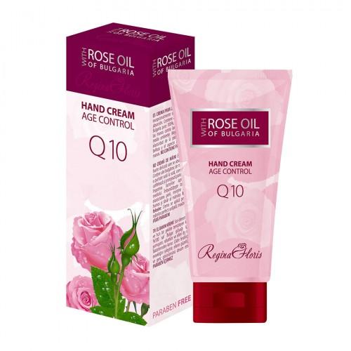 Hand cream Age control with Q10 Rose oil of Bulgaria