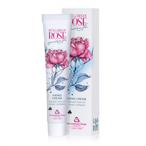 Hand cream Bulgarian Rose Signature Spa
