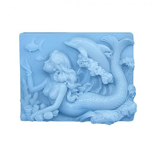 Handmade decorative soap Sea Nymph
