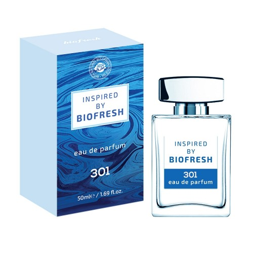 Inspired by Biofresh Eau De Parfum 301 50 ml.
