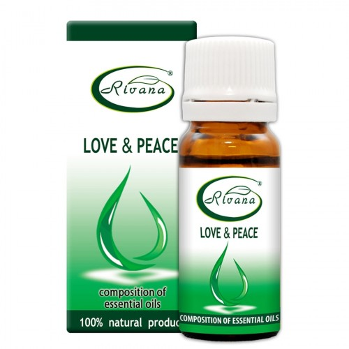 Love & Peace - composition of essential oils 100% natural
